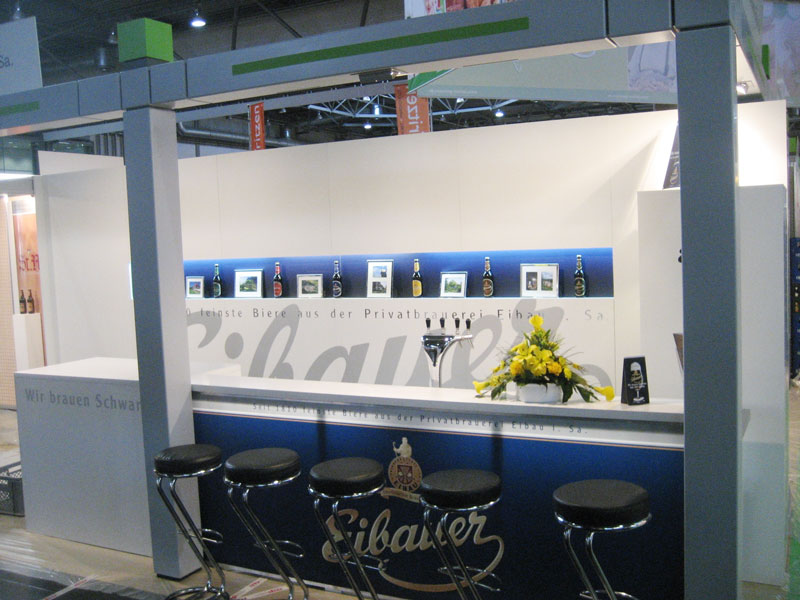 Eibauer – Messestand
