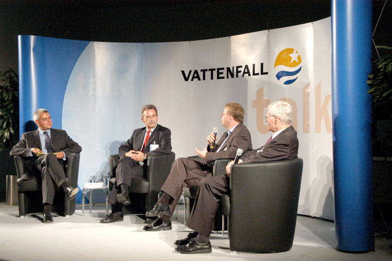 Vattenfall-Talk in Cottbus