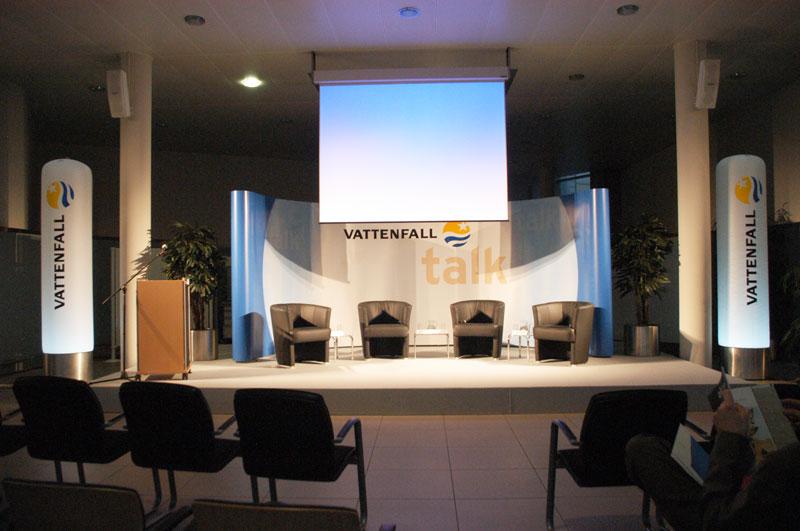 Vattenfall- Promotionservice
